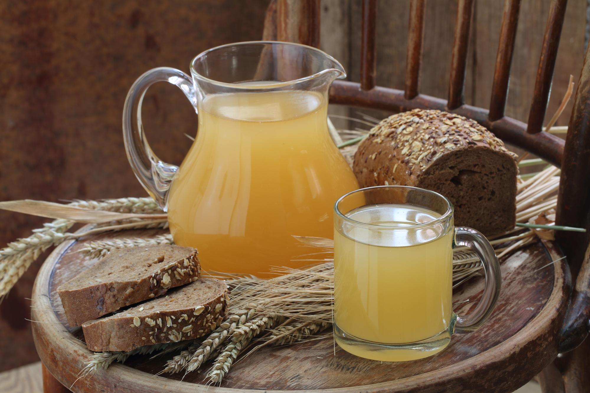 Можно ли пить домашний квас при беременности: польза и вред напитка