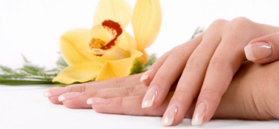 Основы ухода за руками и ногтями