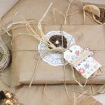 Правила красивой упаковки подарков