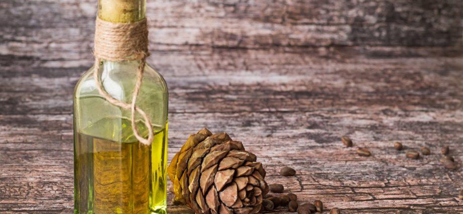 Целебные свойства кедрового масла