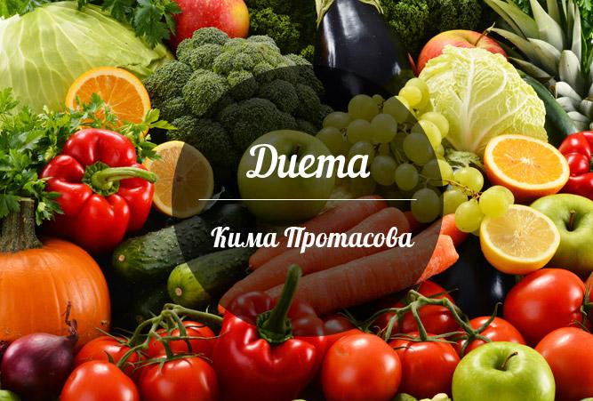 Диета Кима Протасова