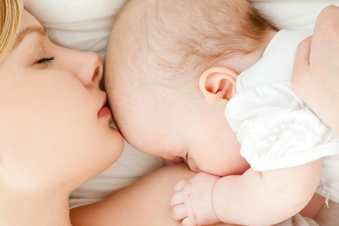 Причины появления испарины у ребенка