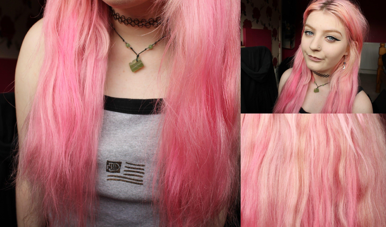 Как покрасить волосы в розовый цвет? Краски и тоники
