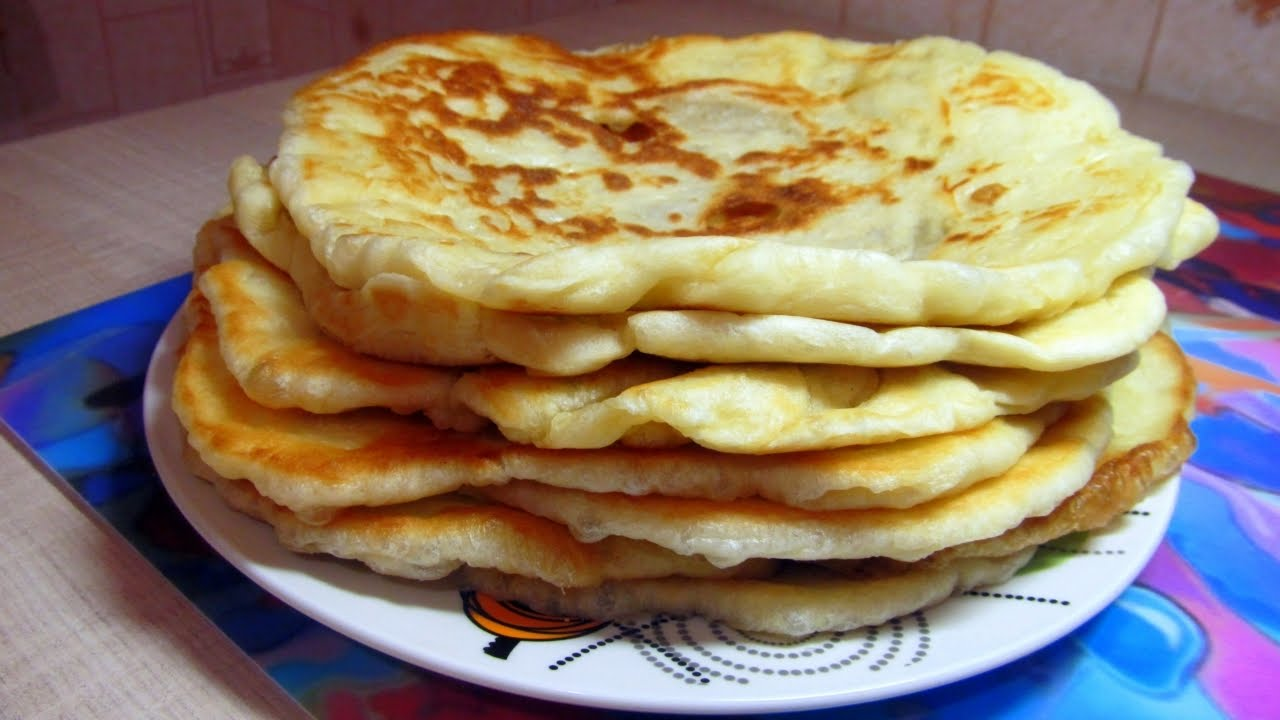 Лепешки на молоке, сырные лепешки, без дрожжей и другие рецепты
