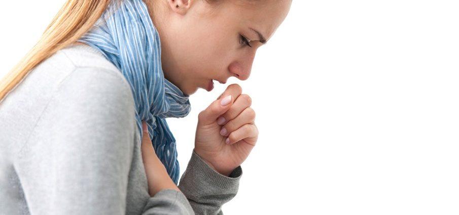 Как снять приступ кашля, если он вызван разными причинами