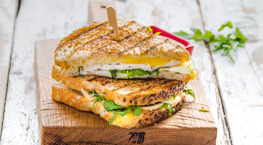 Сэндвичи: вкусные рецепты