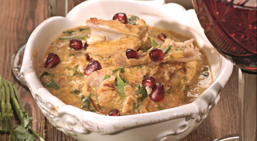 Сациви из курицы по грузински - 3 лучших рецепта для охуенных домохозяек