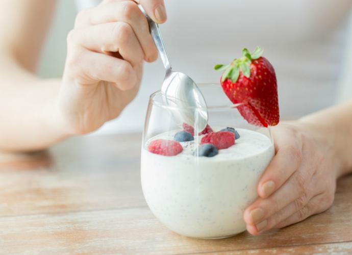 Йогурт для похудения – плюсы и минусы