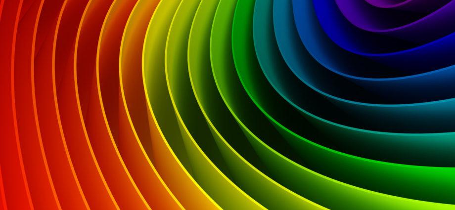 Психология цвета - ее значение в жизни человека