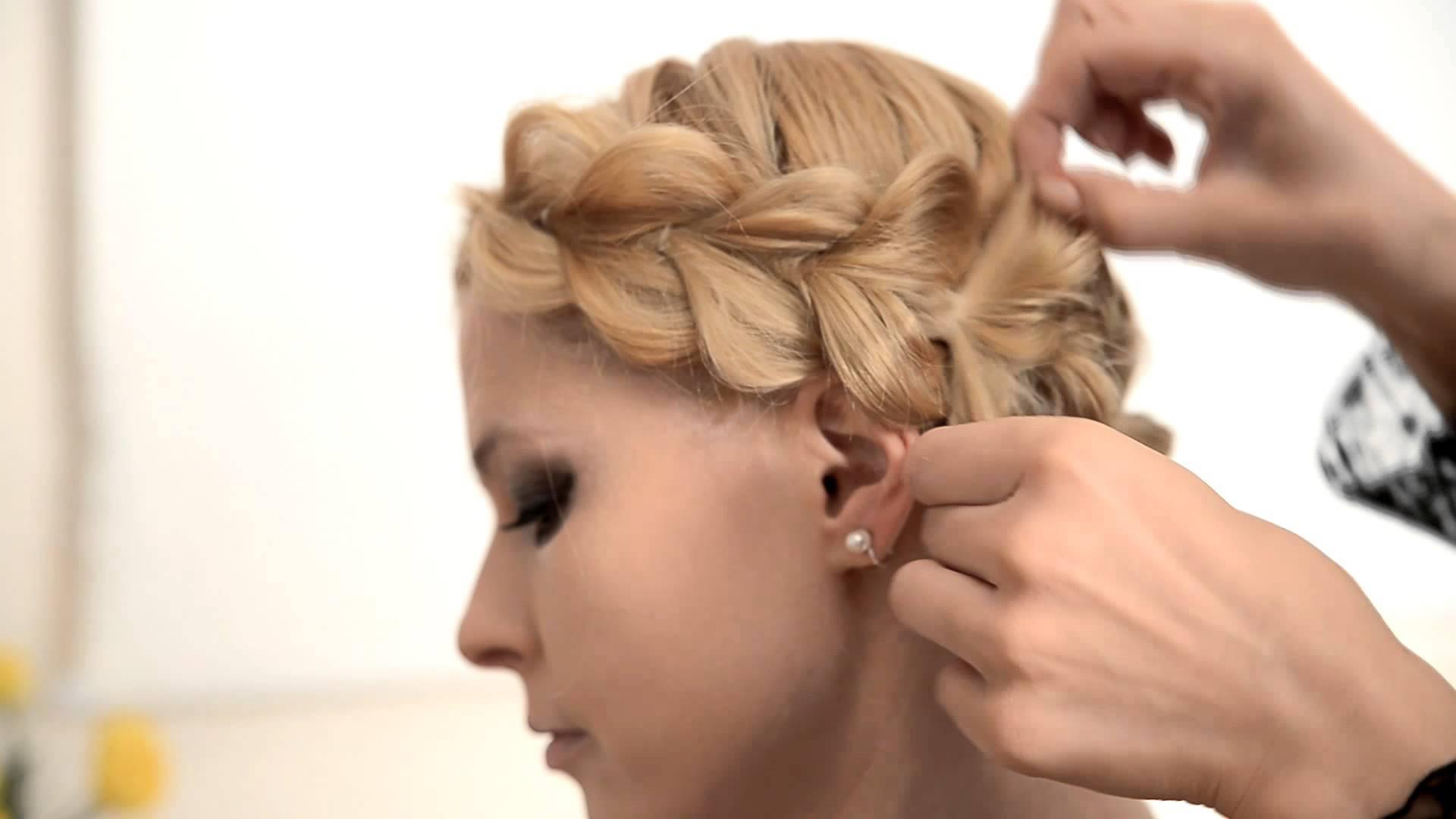 Колосок на короткие волосы: как его сделать, советы, секреты