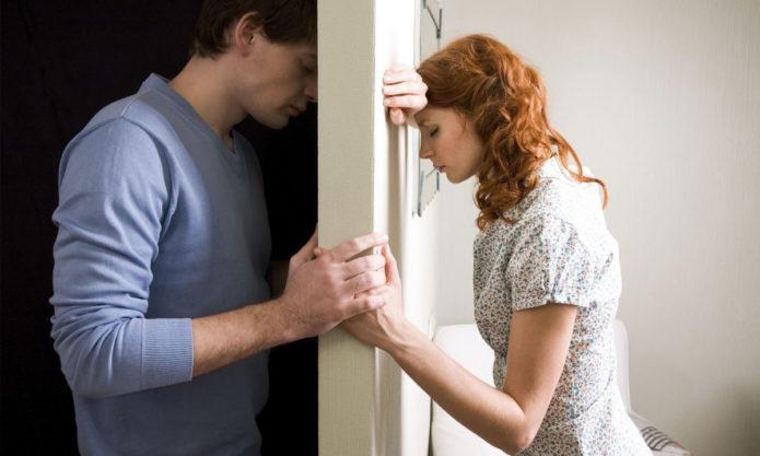 Отношения разрушены по моей вине и из-за меня
