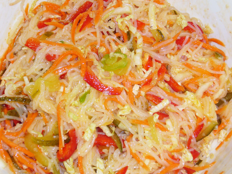 Как быстро замариновать цветную капусту по-корейски