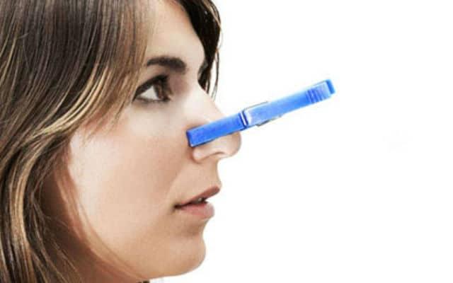 Плохой запах из носа