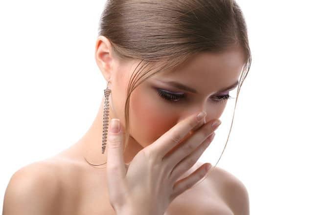 запаха из носа